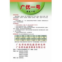 广东粤蔬 广优一号节瓜种子 广东农科院选育  适播1-4月 7-8月 节瓜种子 20克装