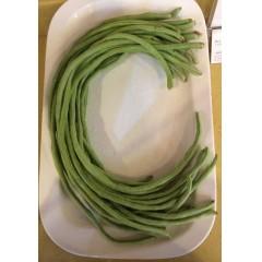 广州阳兴 秀田长丰全能油白豆角  小籽长豆角 荚长70厘米 荚油白色 豆荚顺直 双荚率高 200克装